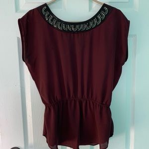 Maurices Dress Top